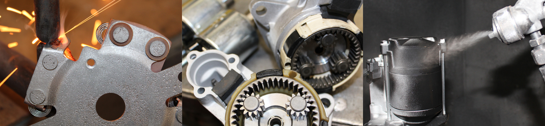 How Starter Motors Work