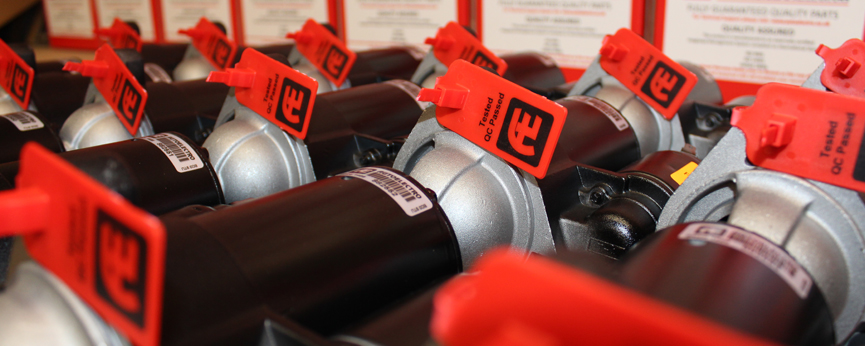 Autoelectro Lists Latest New-To-Range Starters and Alternators