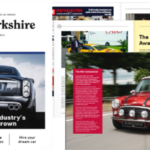 Autoelectro featured in the new Classic Yorkshire Magazine