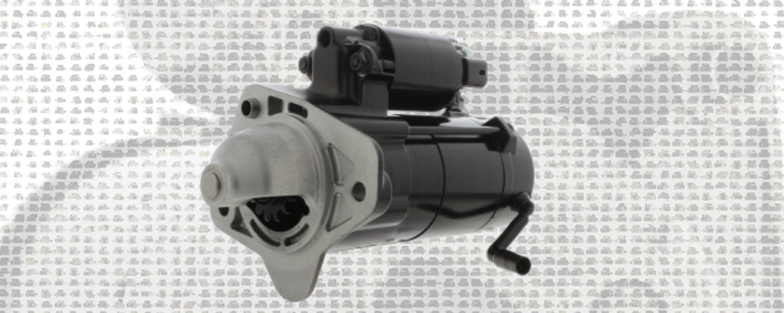 NEW TO RANGE - AEX1374 STARTER MOTOR