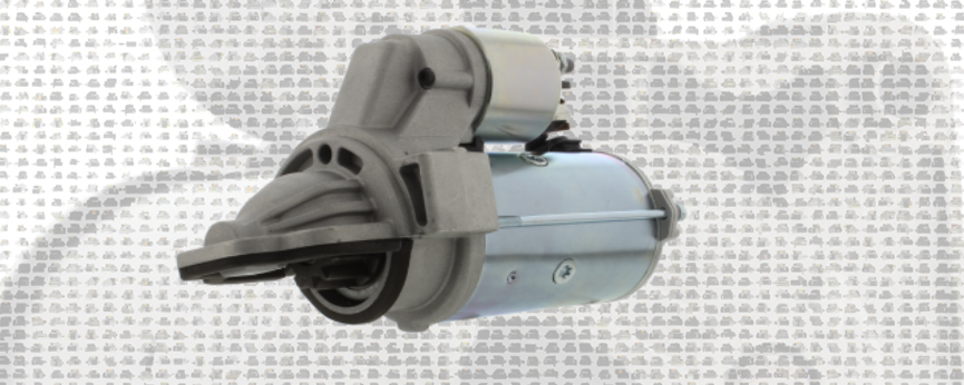 NEW TO RANGE - AEX1376 STARTER MOTOR