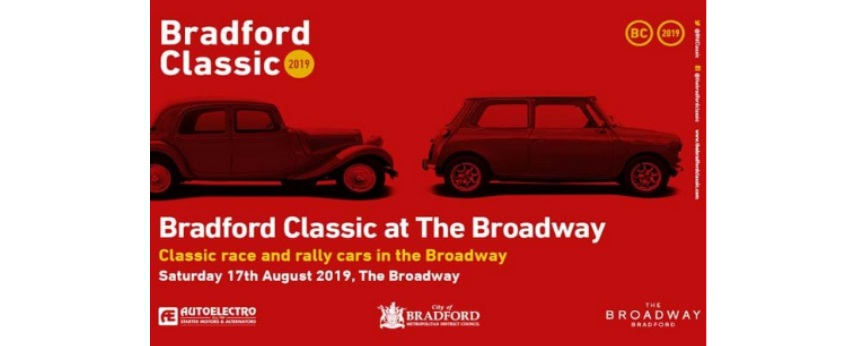 Bradford Classic Car Show returns