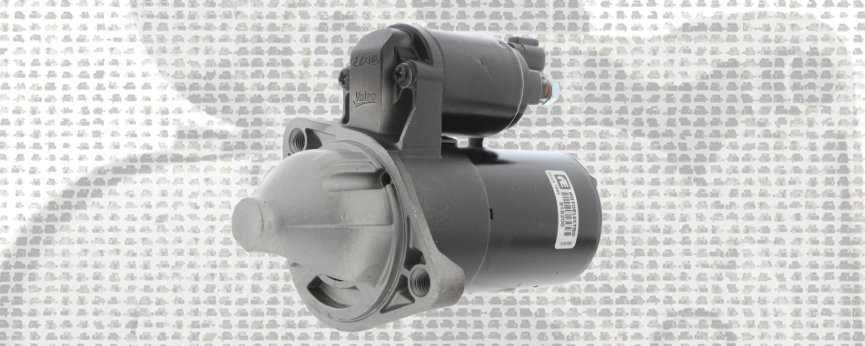 NEW TO RANGE - AEX1379 STARTER MOTOR