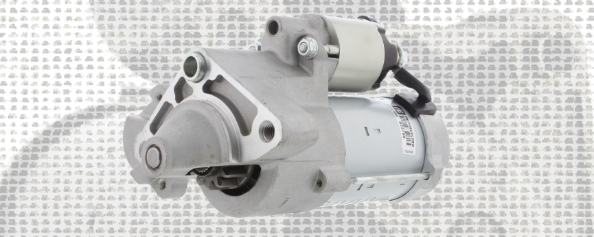 NEW TO RANGE - AEY2775 STARTER MOTOR