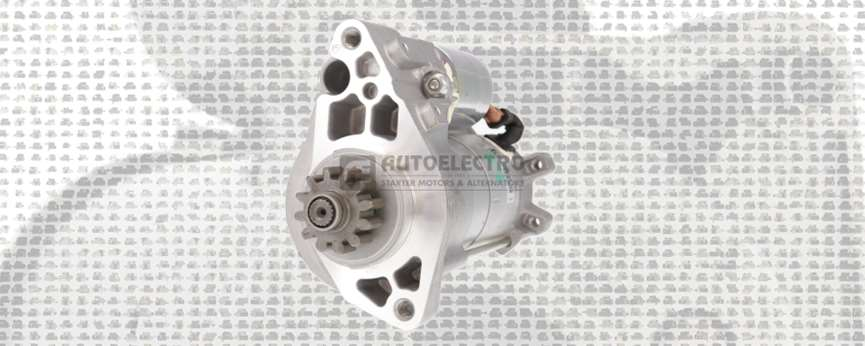 NEW TO RANGE - AEX1395 - STARTER MOTOR