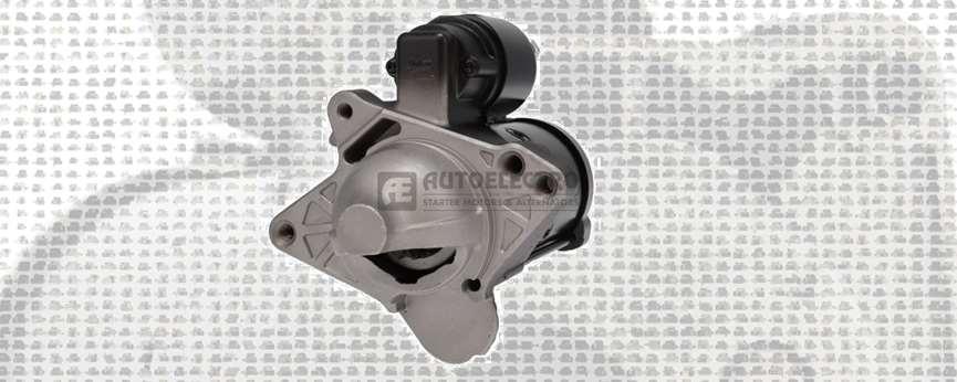 NEW TO RANGE - AEX1417 - STARTER MOTOR